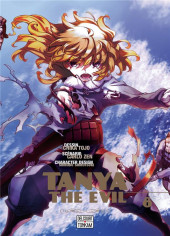 Tanya The Evil -8- Tome 8