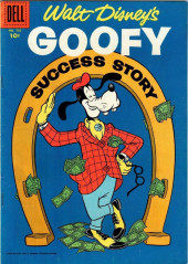 Four Color Comics (Dell - 1942) -702- Walt Disney's Goofy Success Story