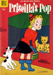 Four Color Comics (Dell - 1942) -704- Priscilla's Pop