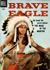 Four Color Comics (Dell - 1942) -705- Brave Eagle: The Mask of the Manitou