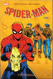 Spider-Man (L'Intégrale) -24INT- Spider-man : l'intégrale 1986