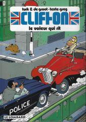 Clifton -2c1994- Le voleur qui rit