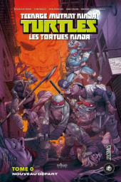 Teenage Mutant Ninja Turtles - Les Tortues Ninja (HiComics) -0- Tome 0 - Nouveau Départ