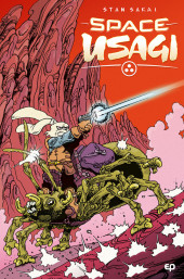 Usagi Yojimbo -HS2- Space Usagi