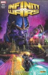 Infinity Wars -5- L'héritage de thanos