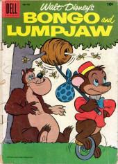 Four Color Comics (Dell - 1942) -706- Walt Disney's Bongo and Lumpjaw