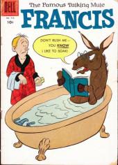 Four Color Comics (Dell - 1942) -710- Francis, the Famous Talking Mule