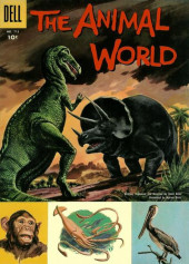 Four Color Comics (Dell - 1942) -713- The Animal World