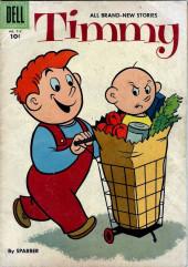 Four Color Comics (Dell - 1942) -715- Timmy