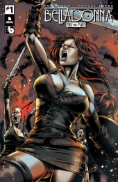 Bella Donna - Fire and fury -1- Issue 1