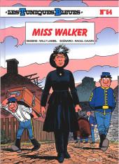Les tuniques Bleues -54a2018- Miss Walker