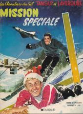 Tanguy et Laverdure -10b1983- Mission spéciale