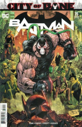 Batman Vol.3 (DC Comics - 2016) -75- City of Bane, Part One