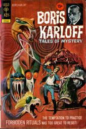 Boris Karloff Tales of Mystery (Gold Key - 1963) -43- Forbidden Rituals