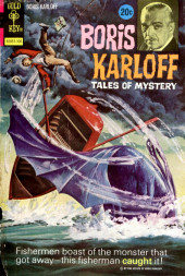 Boris Karloff Tales of Mystery (1963) -47- Caught