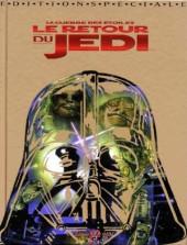 Star Wars - Albums BD -Photo -INT3- Volume III - le retour du Jedi
