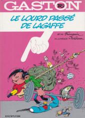 Gaston -R5b1994- Le lourd passé de Lagaffe