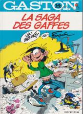 Gaston -14b1991- La saga des gaffes