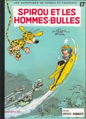 Spirou et Fantasio -17b1999- Spirou et les hommes-bulles