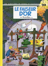Spirou et Fantasio -20b2006- Le faiseur d'or