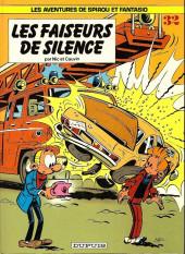 Spirou et Fantasio -32a1987- Les faiseurs de silence