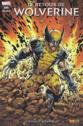 Wolverine (Marvel France 5e série) (2019) -5- Le retour de Wolverine (1)