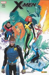 X-Men (Marvel France 6e série - 2019) -6- Survivre à l'expérience