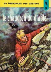 La patrouille des Castors -14a1971- Le chaudron du diable