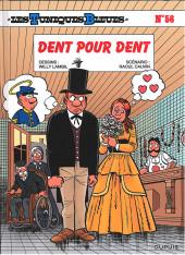 Les tuniques Bleues -56a2018- Dent pour dent