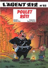 L'agent 212 -18a2002- Poulet rôti