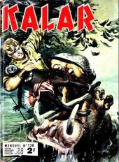 Kalar -138- Les immortels du kilimandjaro