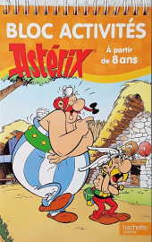 Astérix (Livre-Jeux) -82- Bloc activités 8 ans