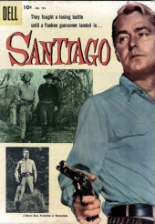 Four Color Comics (Dell - 1942) -723- Santiago