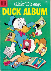 Four Color Comics (Dell - 1942) -726- Walt Disney's Duck Album