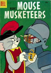 Four Color Comics (Dell - 1942) -728- M-G-M's Mouse Mouseketeers