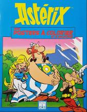 Astérix (Livre-Jeux) -13- Mini posters à colorier et à encadrer