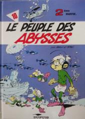 Les petits hommes -10a1990- Le peuple des abysses