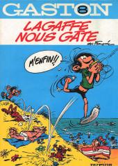 Gaston -8a1984/01- Lagaffe nous gâte
