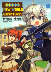 Noble New World Adventures -1- Tome 1