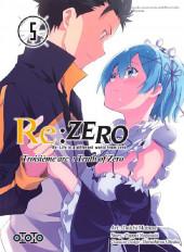 Re:Zero (Re: Life in a different world from zero) -35- Troisième arc : Truth of Zero - 5