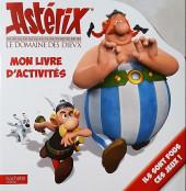 Astérix (Livre-Jeux) -15- Mon livre d'activités le domaine des dieux