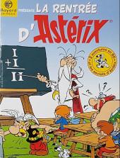 Astérix (Publicitaire) -Bayard- La rentrée d'Astérix