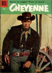 Four Color Comics (Dell - 1942) -734- Cheyenne