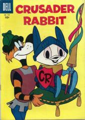 Four Color Comics (Dell - 1942) -735- Crusader Rabbit