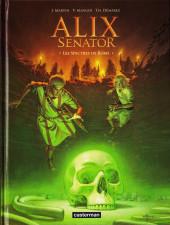 Alix Senator -9- Les Spectres de Rome