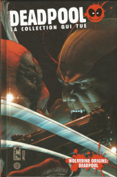 Deadpool - la collection qui tue (hachette) -627- Wolverine origins: Deadpool