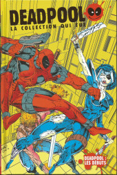Deadpool - la collection qui tue (hachette) -71- Deadpool: Les débuts
