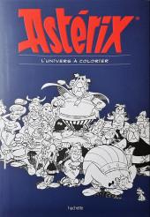 Astérix (Livre-Jeux) -17- L'univers à colorier