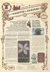 Le château des Animaux -3- La Gazette du Château n°3