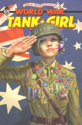 Tank Girl -11- World War Tank Girl